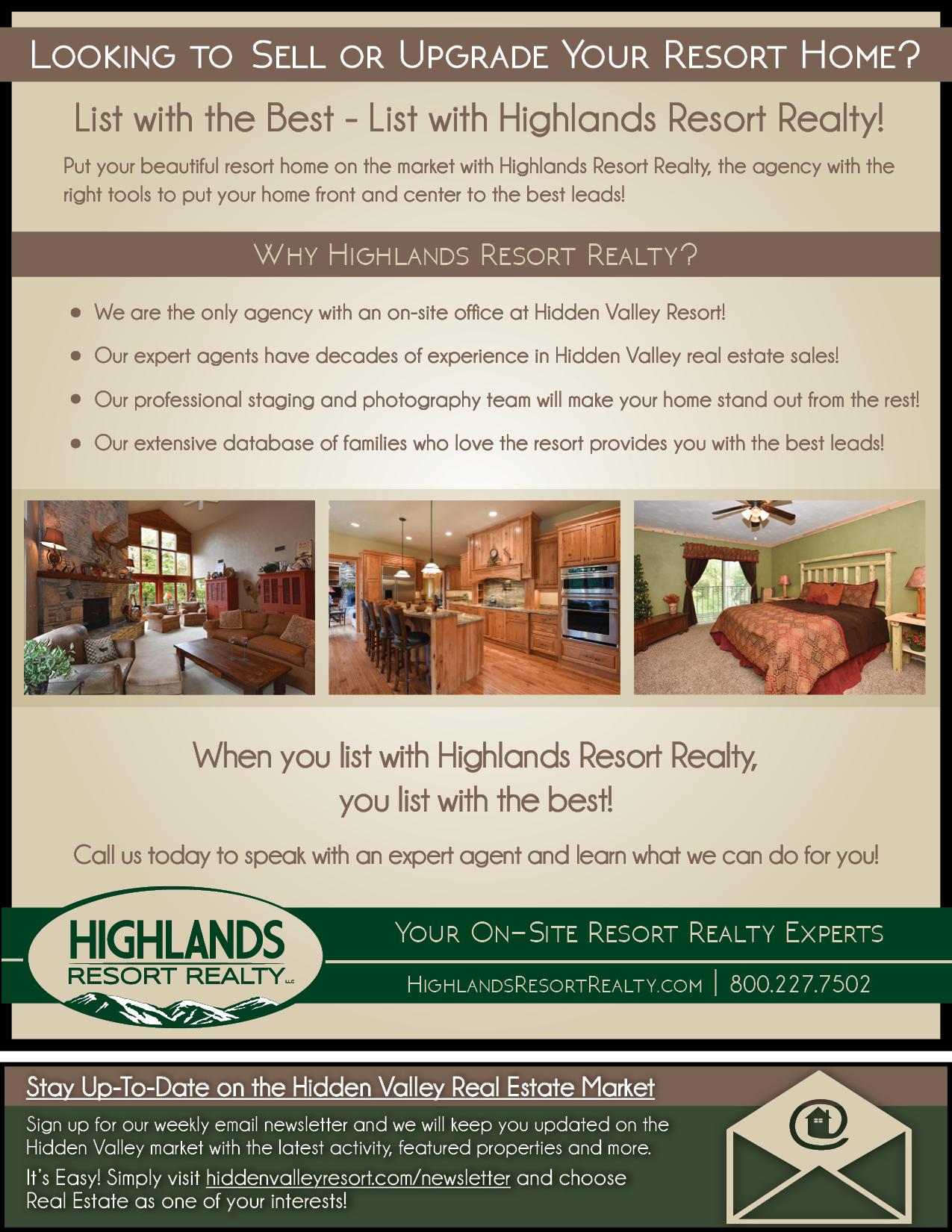 Highlands Resort Realty