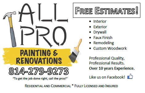All Pro Painting and Renovations