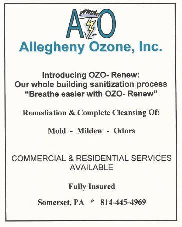 Allegheny Ozone