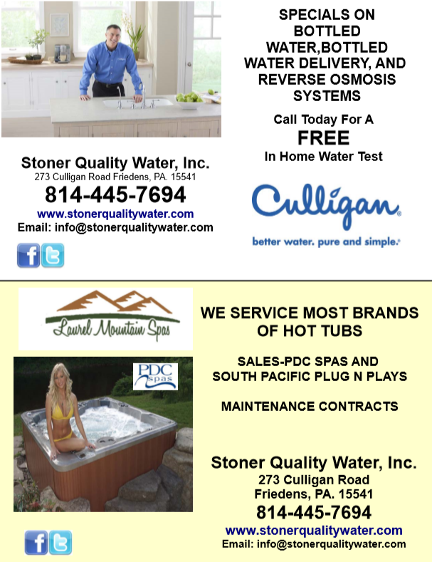 Culligan/Laurel Mountain Spas
