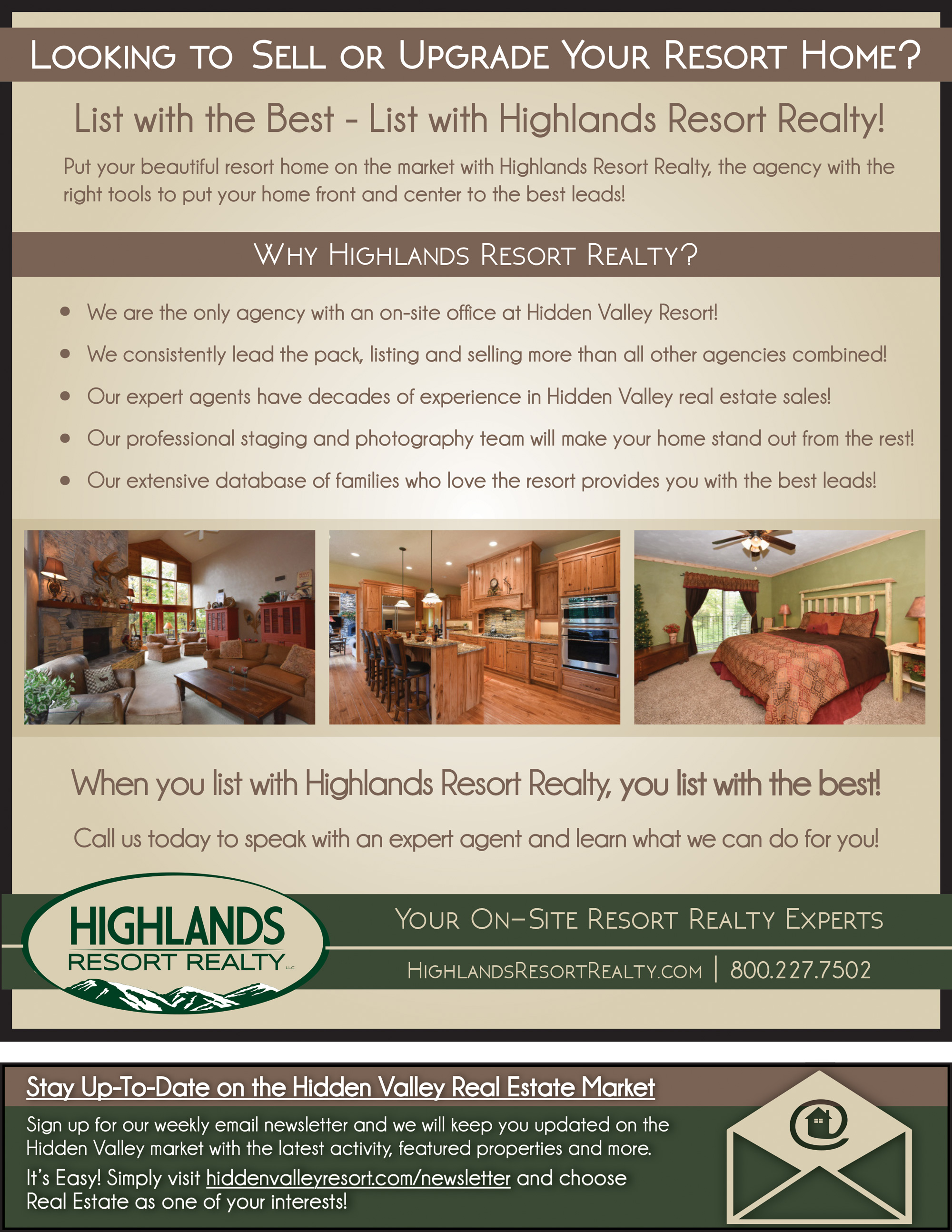 Highlands Resort Realty