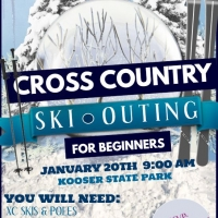 Cross Country Ski Outing