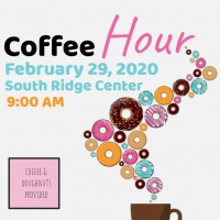 Coffee Hour/Meet & Greet/ATA Lecture