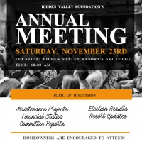 HVF Annual Meeting of the Members