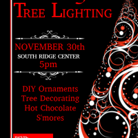 Holiday Tree Lighting Party