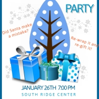Re-Gifting Party